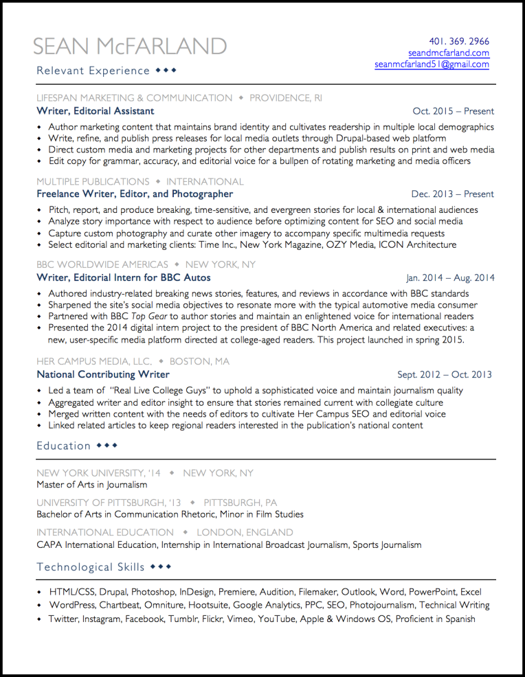 mcfarland-resume